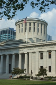 Ohio Statehouse Outside